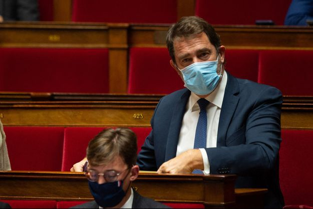 Christophe Castaner, à l'Assemblée en octobre.
