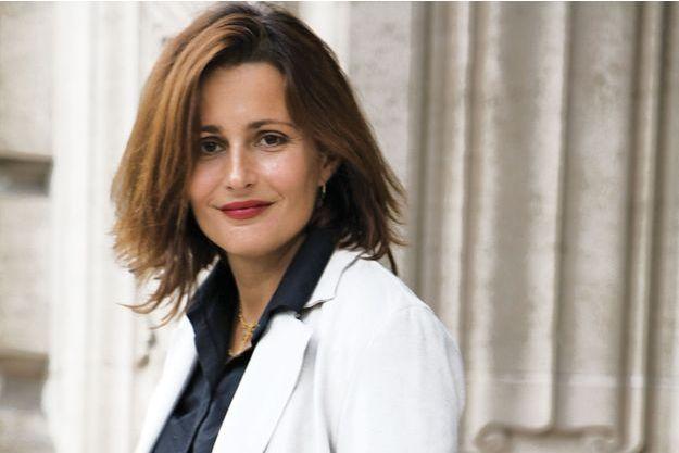 """Aurélie Gros, fondatrice du mouvement """"La France Vraiment""""."""