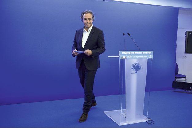 Luc Chatel, conseiller politique de l'UMP.