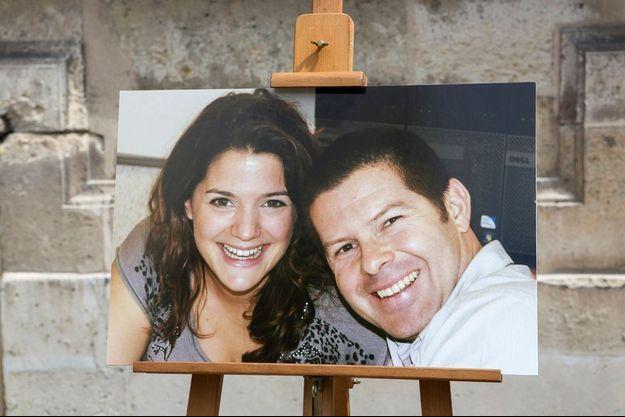 Jean-Baptiste Salvaing et Jessica Schneider