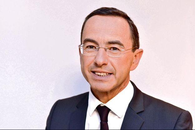 Bruno Retailleau, patron des sénateurs des Républicains.