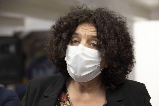 La ministre chargée de l'Enseignement supérieur, Frédérique Vidal.
