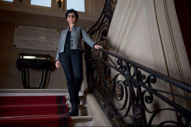 Rachida Dati, la maire du VIIe arrondissement de Paris.