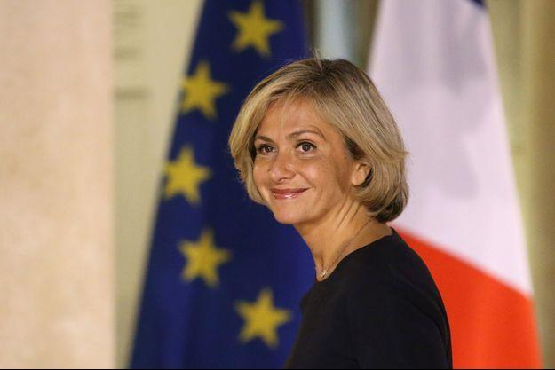 Valérie Pécresse, présidente de la région Ile-de-France, ici à l'Elysée en septembre 2017.