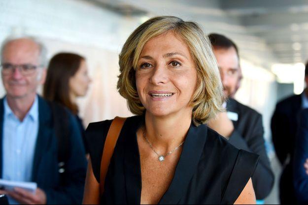 Valérie Pécresse à Malakoff dans les Hauts-de-Seine, le 12 septembre.