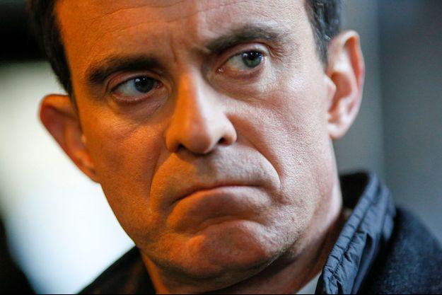 Manuel Valls pourrait être exclu du PS.