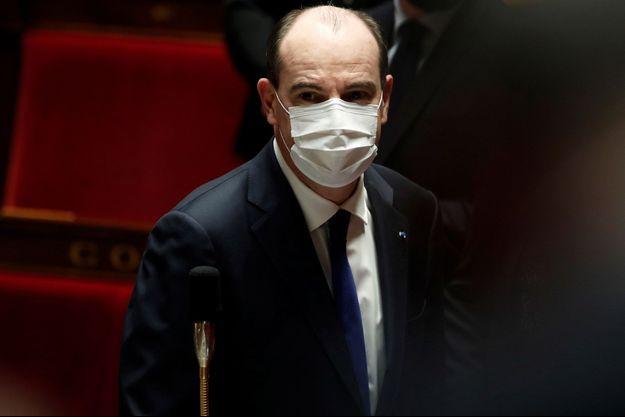 Jean Castex, ici à l'Assemblée nationale le 1er avril.
