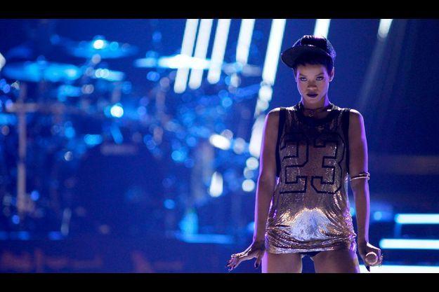 Rihanna chantait en 2009, «Je régnais sur mon propre quartier à la manière d'Obama»