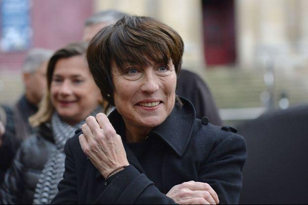 Marie-Pierre de la Gontrie en décembre 2014, à Paris.