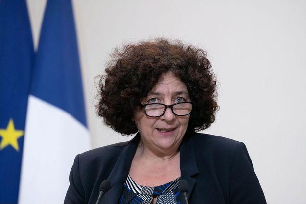 La ministre de l'Enseignement supérieur Frédérique Vidal