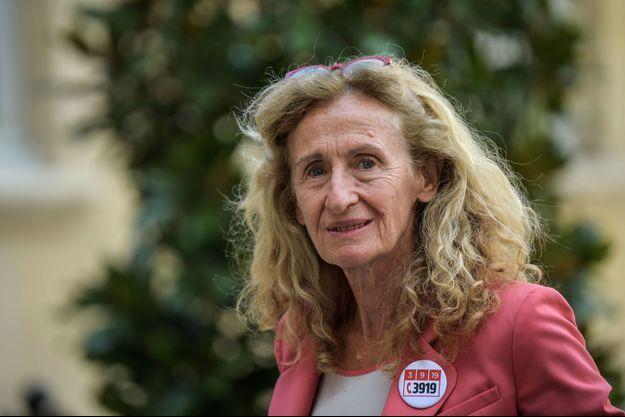 Nicole Belloubet, le 3 septembre 2019 à Matignon.