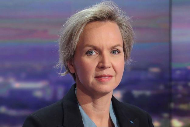 Virginie Calmels, ancienne numéro deux des Républicains, ici sur le plateau de TF1 en juin 2018.