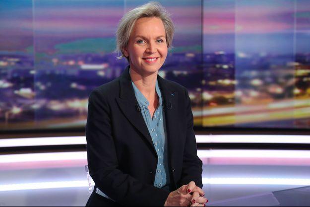 Virginie Calmels sur TF1, lundi soir.