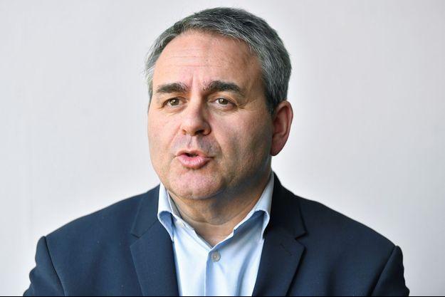 Le président de la région Hauts-de-France, Xavier Bertrand.