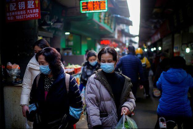 Les cas repartent à la hausse en Chine en raison du variant Delta.