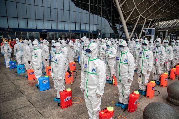 499 décès en France, la vie reprend à Wuhan…le point sur le ...