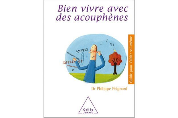 La couverture du livre livre « Bien vivre avec des acouphènes » (éd. Odile Jacob)