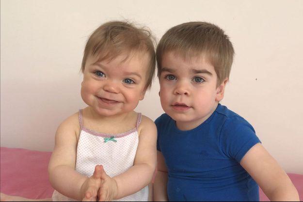 Emma et Hugo sont atteints de la maladie de Sanfilippo B.