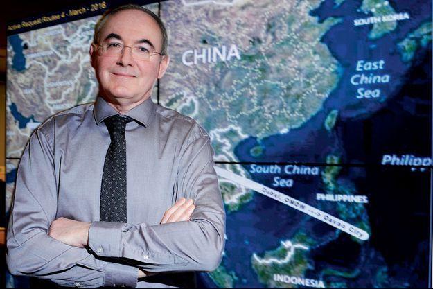 Arnaud Derossi Directeur médical d'International SOS