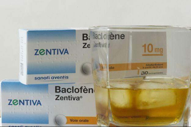 Baclofène contre l'alcoolisme : violent retour de manivelle