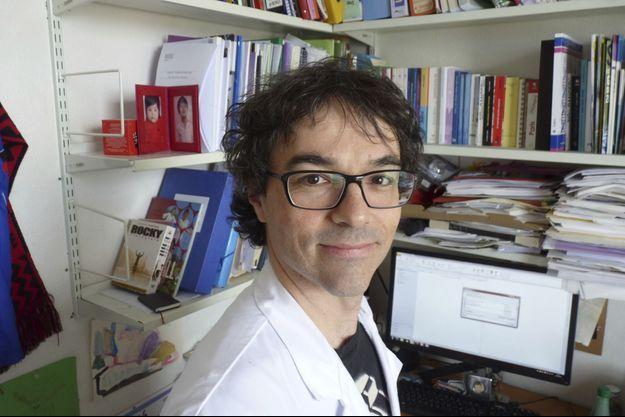 Pr Fabrice André