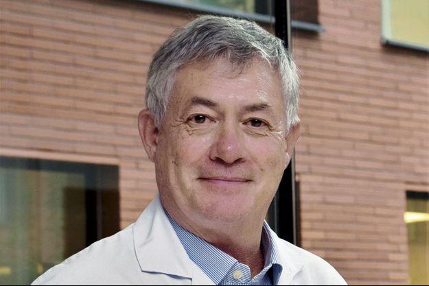 Le Pr Jean Parinaud, Médecin spécialiste de la reproduction au CHU de Toulouse.