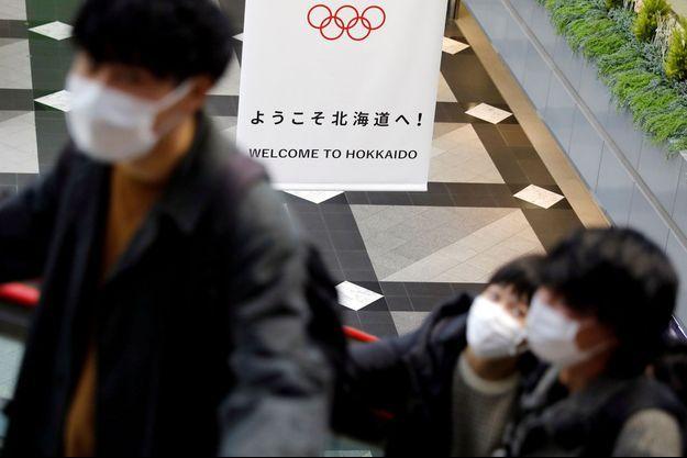 Les Japonais prennent aussi leur précaution.