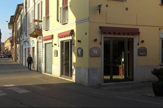 Codogno a désormais des allures de ville fantôme.