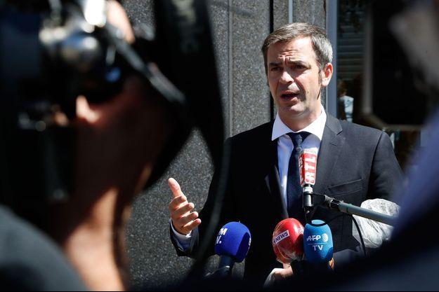 Olivier Véran le 29 juillet 2020.
