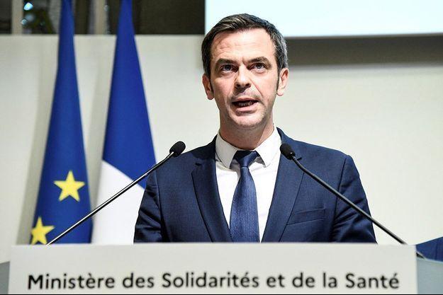 Olivier Véran le 8 mars 2020.