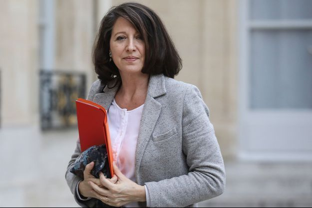 La ministre de la Santé Agnès Buzyn.