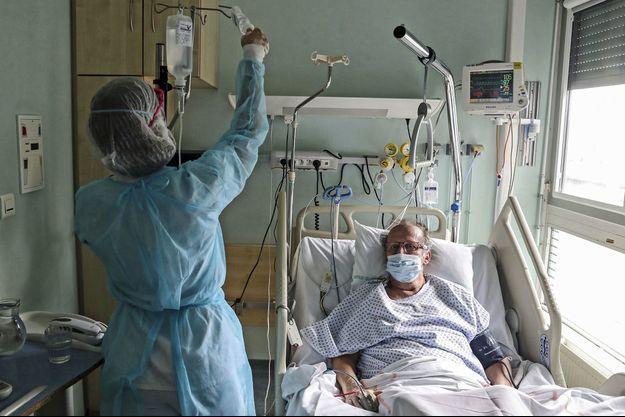 Photo d'illustration pour l'hôpital de Mulhouse.