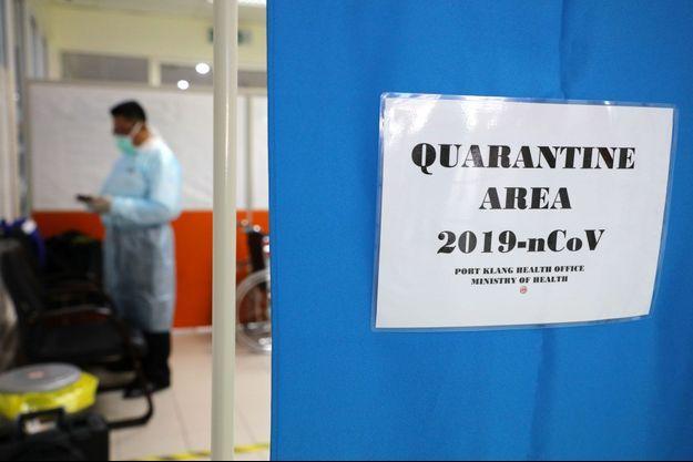 Le coronavirus continue de se propager en Chine.
