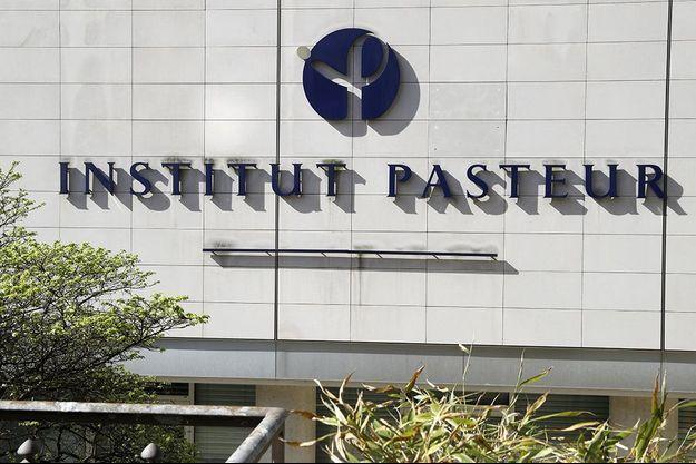 L'Institut Pasteur à Paris.