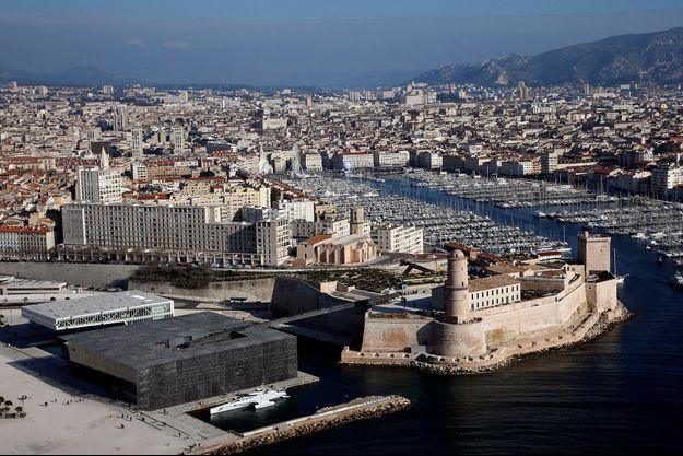 Marseille (photo d'illustration).