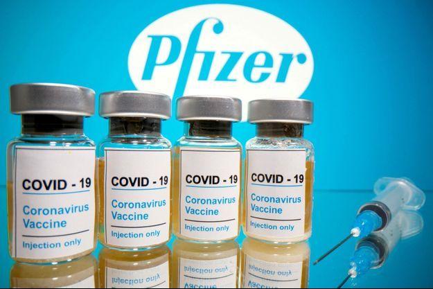 Le groupe pharmaceutique américain Pfizer a demandé vendredi à l'Agence américaine des médicaments d'autoriser leur vaccin contre le Covid-19.