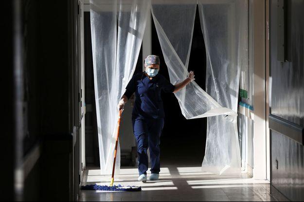Une médecin en Argentine. Image d'illustration.