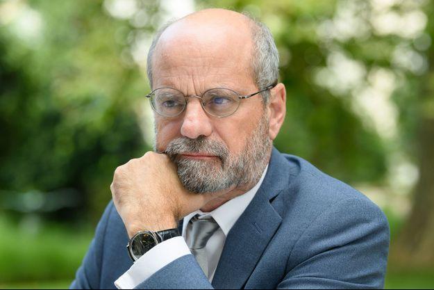 Jean-Michel Blanquer le 31 août lors d'une interview.