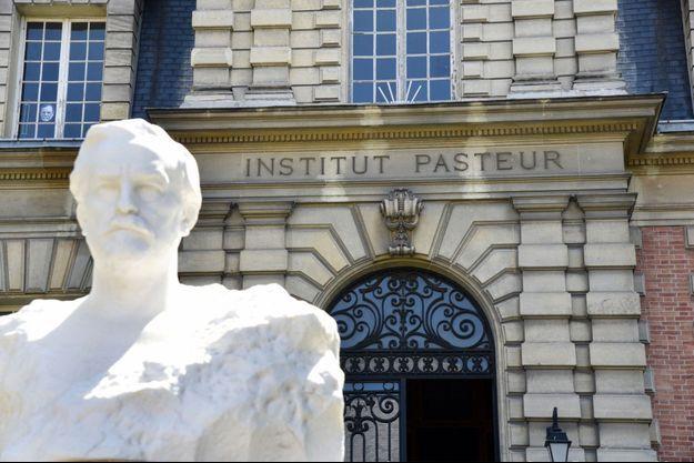 L'institut Pasteur, à Paris.