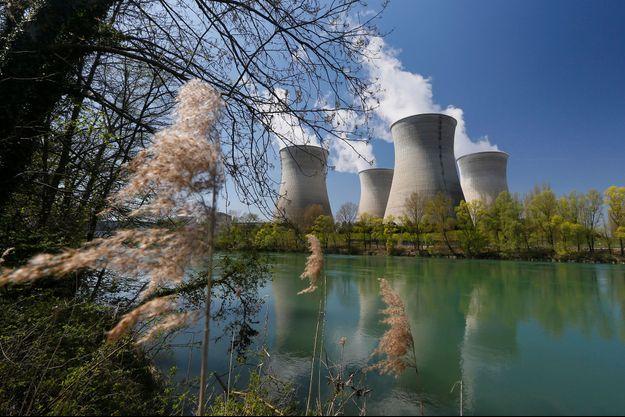 La centrale nucléaire du Bugey (image d'illustration).