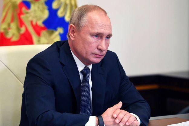 Vladimir Poutine a affirmé qu'une de ses filles s'était fait inoculer le vaccin.