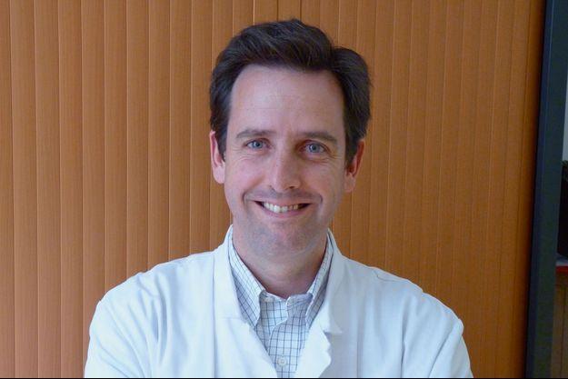 Le professeur Christophe Le Tourneau