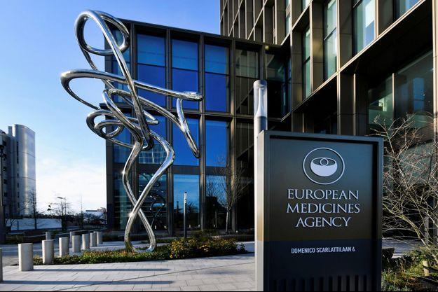Le siège de l'Agence européenne des médicaments, à Amsterdam.