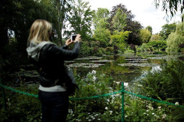 Les magnifiques jardins de Claude Monet, à Giverny, sont rouverts au public.