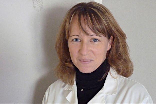 Le Dr Caroline Le Guiner, chercheuse au laboratoire de thérapie génique de Nantes