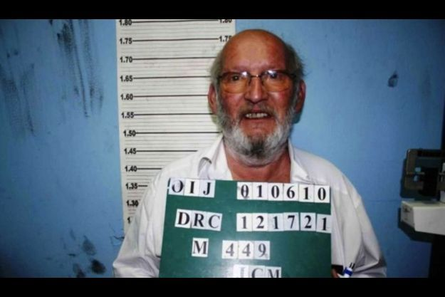 Une photographie de Jean-Claude Mas figure sur le site d'Interpol. Le septuagénaire est recherché par le Costa Rica pour des atteintes à «la vie» et à «la santé»