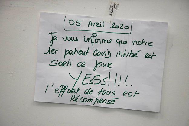 À l'Institut Mutualiste Montsouris de Paris.