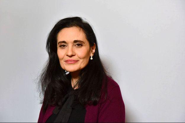 Olivia Cattan, présidente de SOS Autisme.