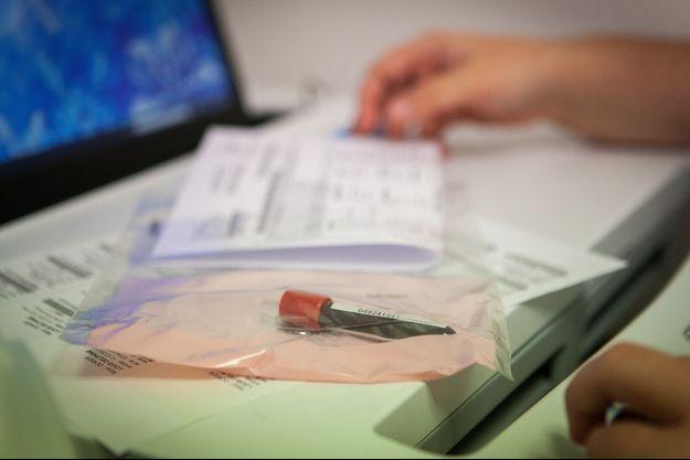 Les résultats d'examens seront regroupés sur le dossier médical partagé.