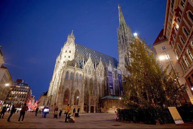 A Vienne, en Autriche, l'heure est au reconfinement.